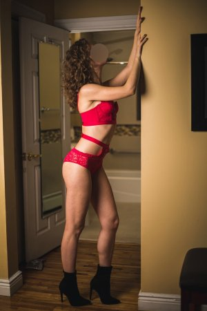 Eleanne incall escort